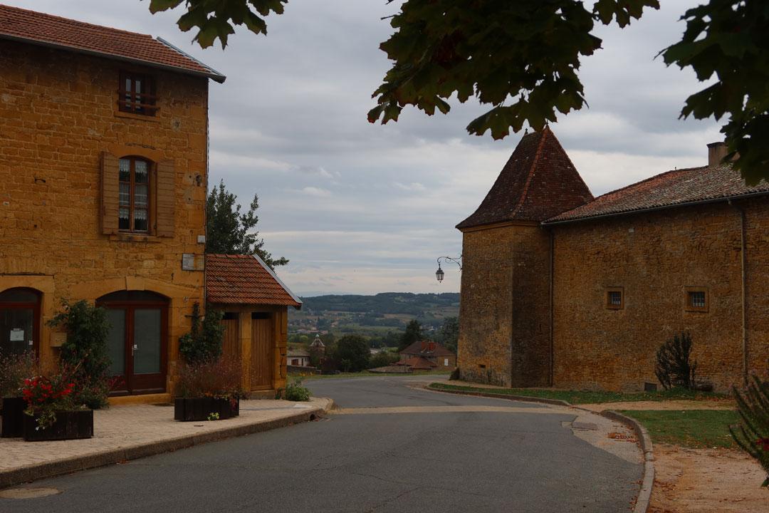 Vinresa till Bourgogne